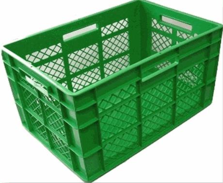 Buy Box plastic 600х400х350 perforated
