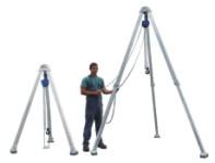 Купить Арочно-блочное трелёвочное устройство из алюминия, пр-во STAHLCraneSystems (Германия)