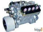 Топливный насос КамАЗ высокого давления (ТНВД)