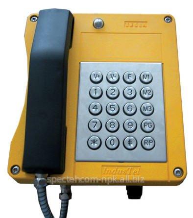 Купити Телефон всепогодний промисловий Тesla INDUSTEL 4FP 153 36