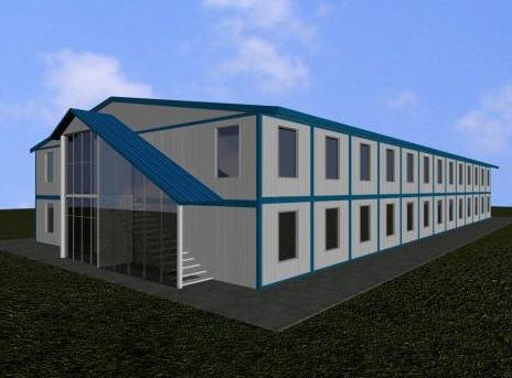 Здания и помещения офисные