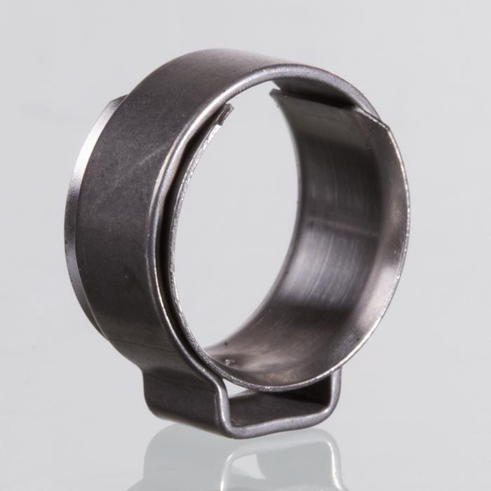 1-ушковый зажим со вставным кольцом - 1 OKE VA
