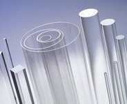 Acrylic pipe (d from 10mm-150mm) dl.2-4 meter