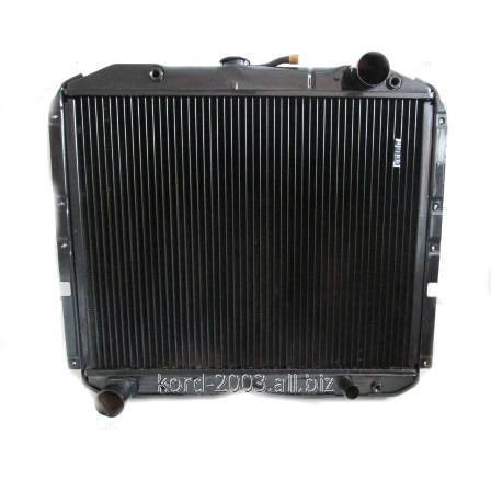 Радиатор  Урал-5557 водяной (с двигателем ЯМЗ)