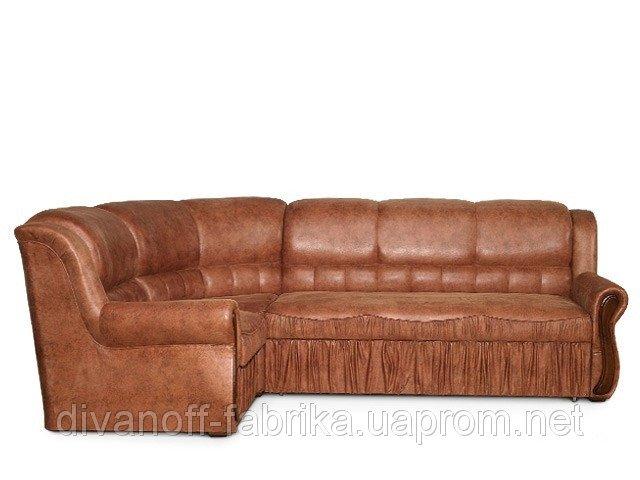 Угловой раскладной диван Фараон