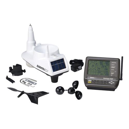 Беспроводнаня метеостанция Vantage Vue 6250 Davis uniós eszközök