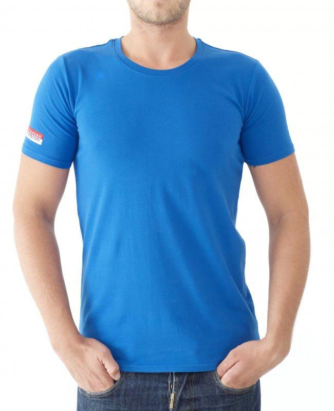 Футболка із круглим вирізом 105 блакитна купити в Львів 2aa2dd064d4c1