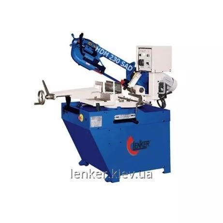 Ручной отрезной станок для резки металла Lenker HDM 230 SAD