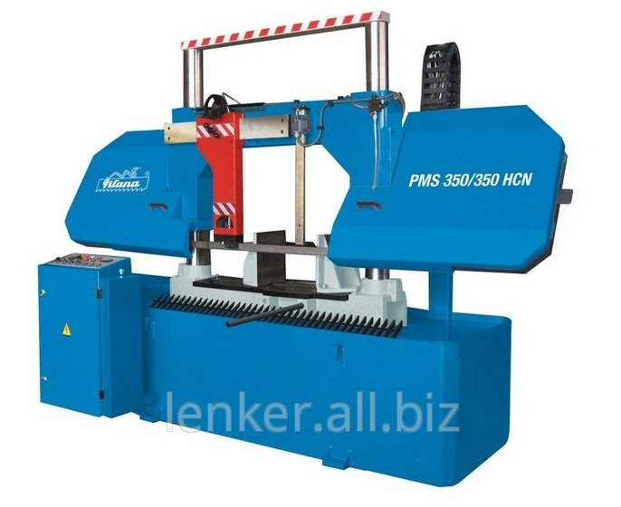 Полуавтоматический отрезной станок двухколонного типа  Lenker HDM 350HCN отрезные станки отрезной станок для резки металла по резке металла станки по металлу