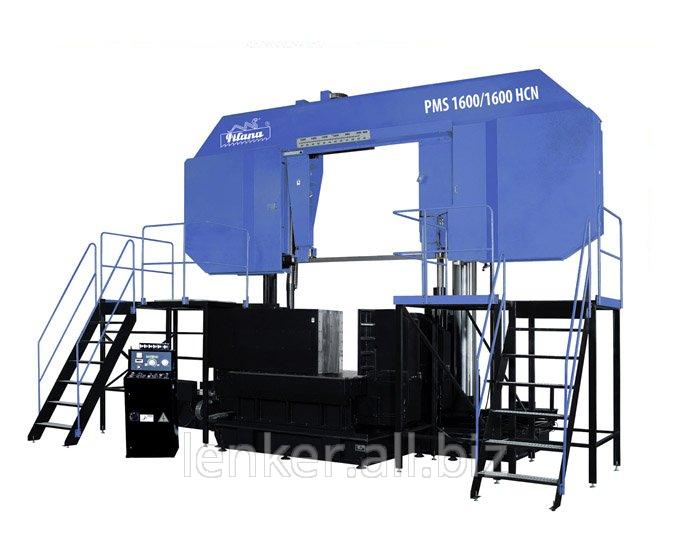 Полуавтоматический отрезной станок двухколонного типа Pilana PMS 1600/1600 HCN, ПОЛУАВТОМАТИЧЕСКИЕ ОТРЕЗНЫЕ СТАНКИ отрезной станок для резки металла по резке металла станки по металлу