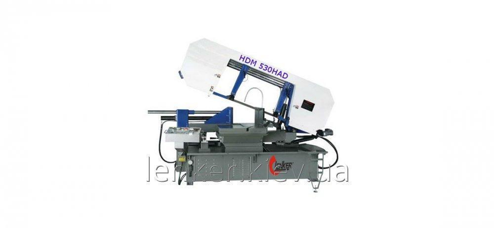 Полуавтоматический отрезной станок по металлу Lenker HDM 530 HAD (Станки по металлу, отрезной станок для резки металла, по резке металла)