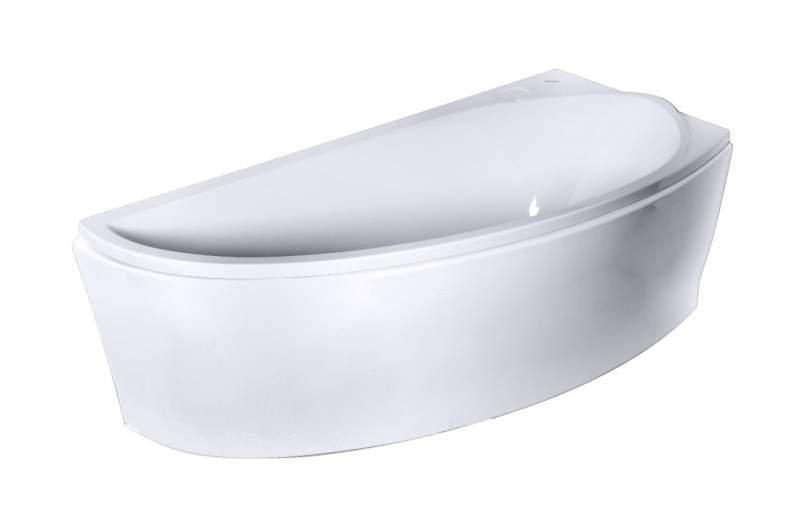 Асимметричная ванна Далина