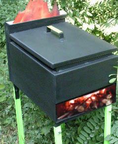 Купить для коптильня горячего копчения как сделать самогонный аппарат из фляги электрический