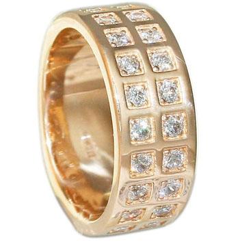 Купить Кольцо обручальное, золото Au 585° пробы, ср. вес 9.16 гр со вставками - Широкая шинка. куб.цирконий 2.0 24-0.288, код - ОК208