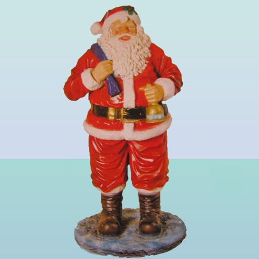 Купить Новогодняя фигура Дед Мороз Филиппинский (Н)