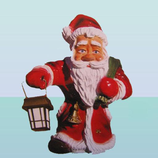 Купить Новогодняя фигура Дед Мороз (М)