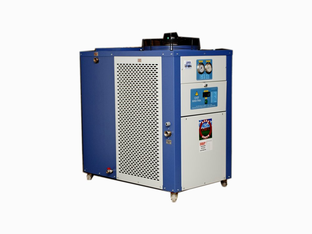 Buy Pass a chiller of 11,6 kW Refrigerating capacity