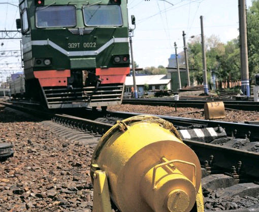 Смазки железнодорожные