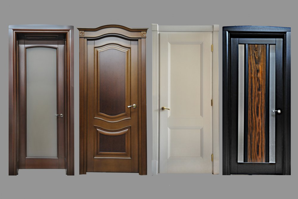 Wooden Interior Doors Which You Will Surely Like In Kharkov Online