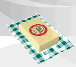 """Сыр """"Любительский"""" 45% жирности,  ТМ """"Злагода"""""""