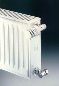 Купити Висока тепловіддача радіаторів D-EG DUNAFERR Lux-uni дозволяє забезпечити ощадливе опалення при низьких температурах води або при роботі казана в режимі теплокондесации.