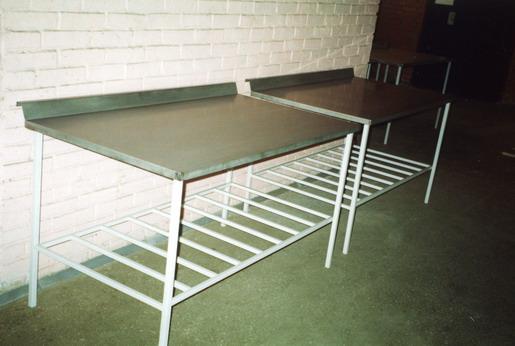 Купить Разделочные столы из нержавеющей стали