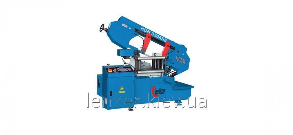 Автоматический отрезной станок по металлу HDM 350ANE (станок для резки металла, станок по металлу)