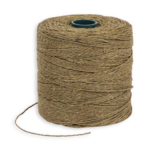 Шпагат льняной  текстильный 400х4S