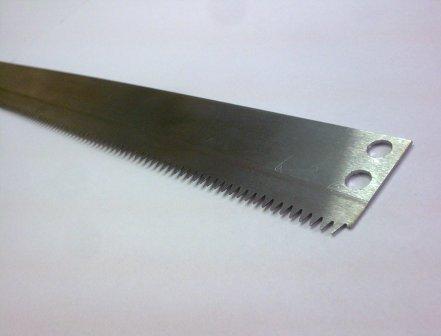 Нож перфорационный для полимерных материалов.