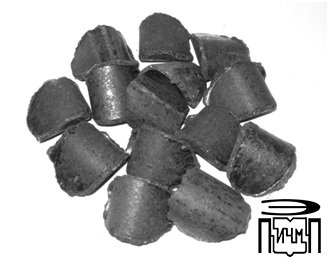 Technology of briquetting of charcoal
