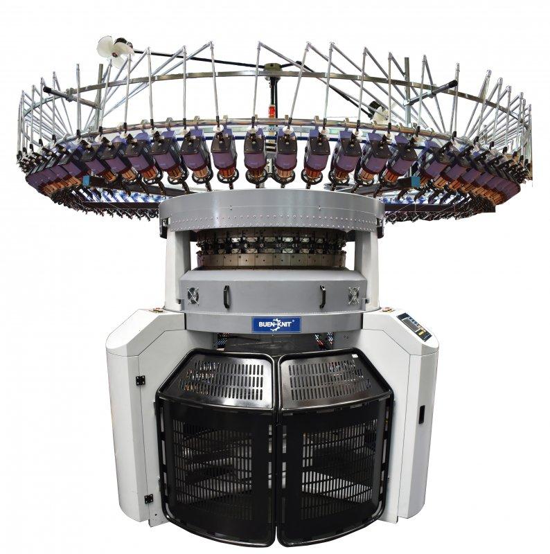 Машина для изготовления бесшовного белья BUEN-KNIT