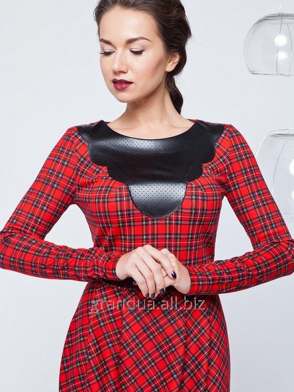 Платье Бэкки красное