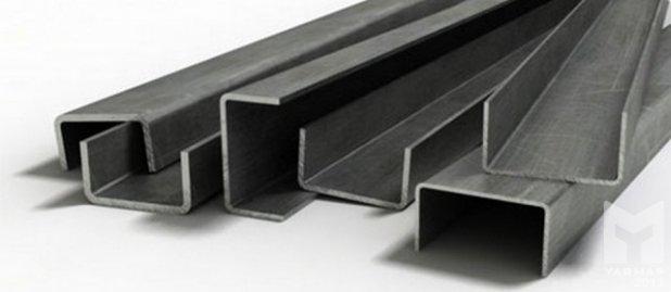 Швеллер гнутый №4  х2 мм, х3 мм (ГОСТ 8278-83) Собственное производство