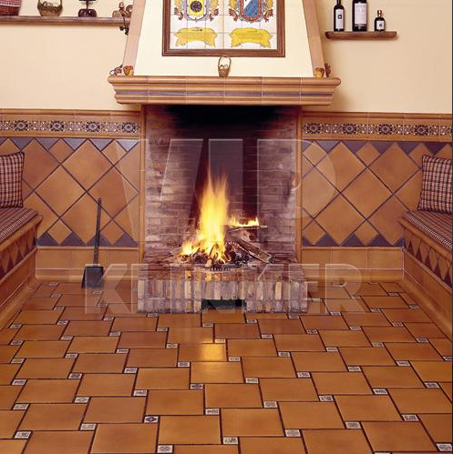 Spanish Floor Tile Of Gresmanc Spain