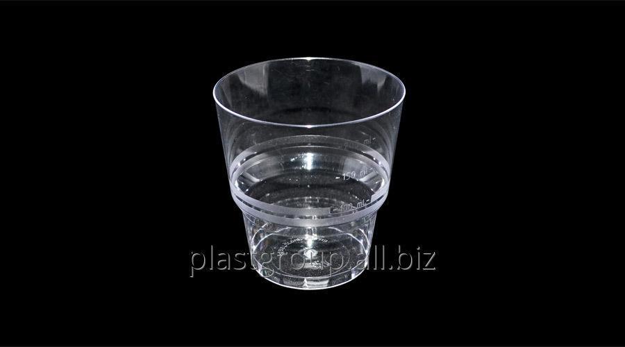 Купити Склянка одноразова