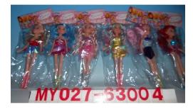 Игрушка кукла 63004