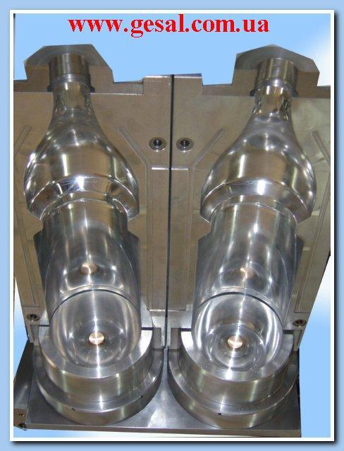 Проектирование и изготовление пресс-форм для ПЭТ бутылок