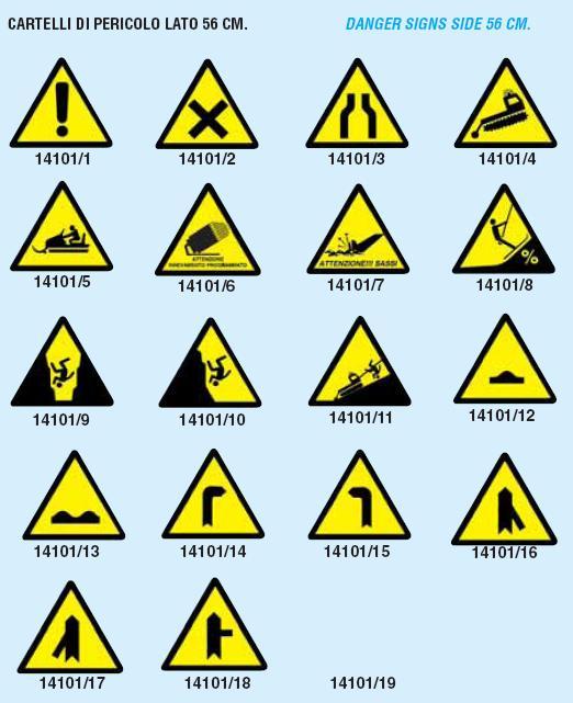 Купить Информационные знаки для горнолыжных трасс.