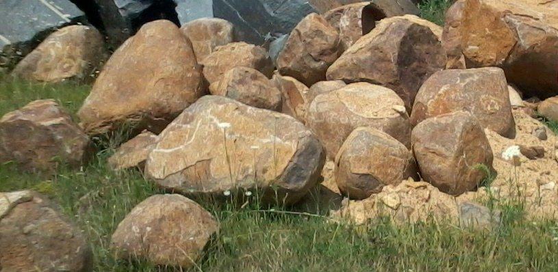 Купить Камень габбро декоративный, валун