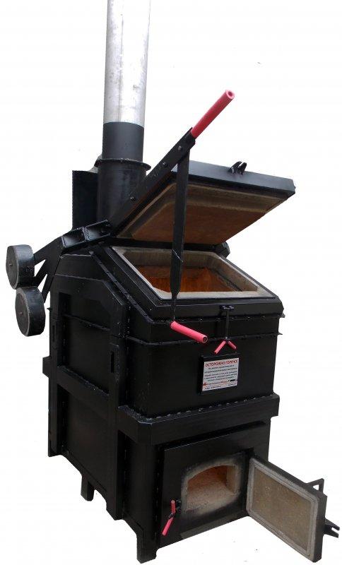 Утилизатор УТ300 с теплообменником
