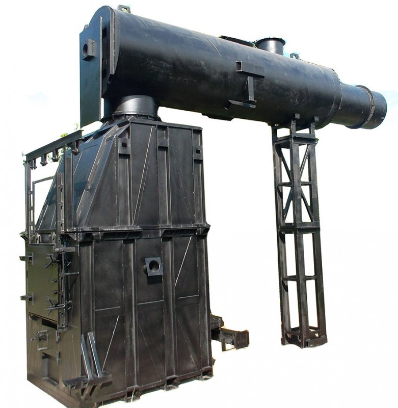 Печь для сжигания опасных отходов УТ3000Д