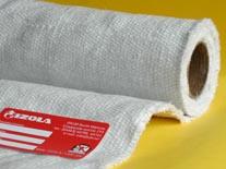 Теплоизоляционная и огнеупорная ткань  IZOLTEX - 120 (2 мм)