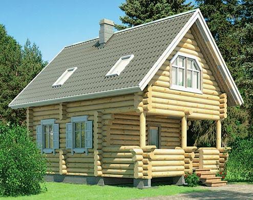 Купить Дома деревянные, строительство коттеджей