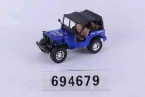 Машинка игрушечная CJ-0694679