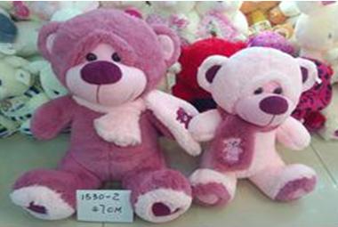 Мягкий Медведь 1530-3 38CM