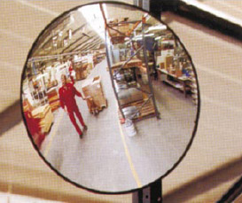 Зеркало акриловое