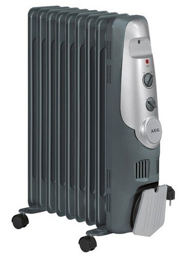 Buy The AEG 5521 RA oil heater - 9 SECTIONS of 1963-07