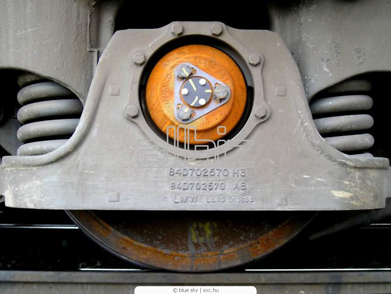 Spare parts to rolling railway stock Ukraine