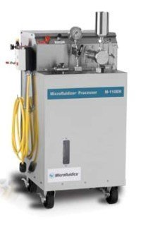 Homogenisator Pilot/Industrie (Mikrofljuidajzer) m-110 YONG-30