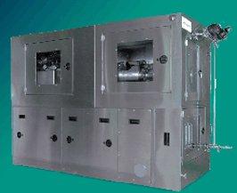 El homogenizador piloto de la alta presión (mikroflyuidayzer) M-710 - el sistema electrohidráulico.
